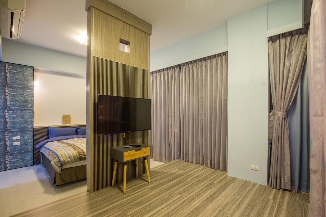 蔚藍空間四人房